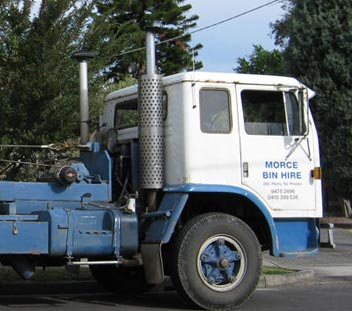 Plant and Bin Hire services in Melbourne and surrounding suburbs